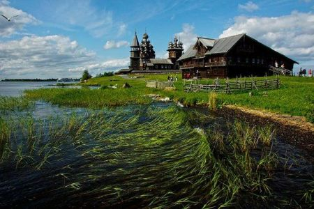 lake onega castle